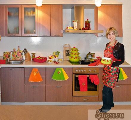 Создать уют на кухне