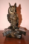 Скульптура «Ученый филин», арт. 22139Б