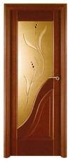 Дверь «Ирида венге»
