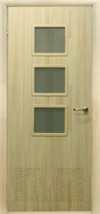 Двери межкомнатные «Кипарис» ПО
